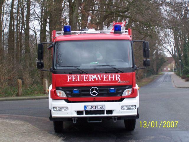 Tanklöschfahrzeug TLF20/40